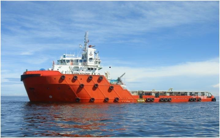 2009 DP1 AHTS 5150 BHP FIFI-1 - ANCHOR HANDLING TUG SUPPLY VESSEL - OFFSHORE FLEET - SUPPLY BOAT - SHIP