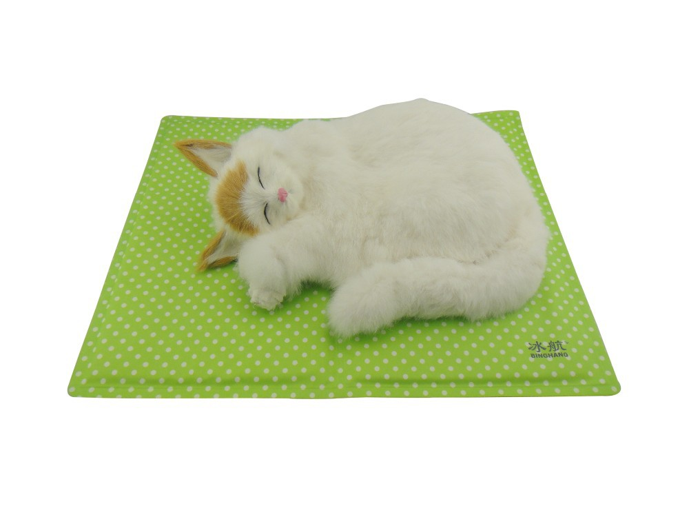 high quality foldable breathable pet ice mat