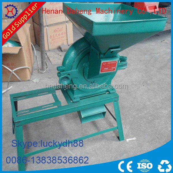 Best quality diesel maize milling machine