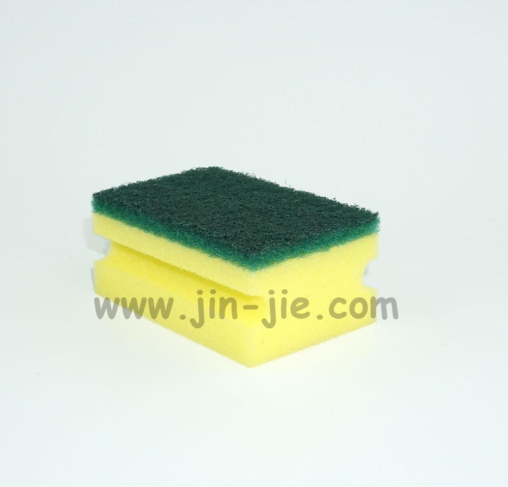 Magic Kitchen/Dish Washing Scouring Pad Cleaning Sponge