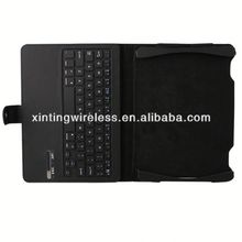 bluetooth keyboard with leather case for ipad air keyboard leather case for ipad air