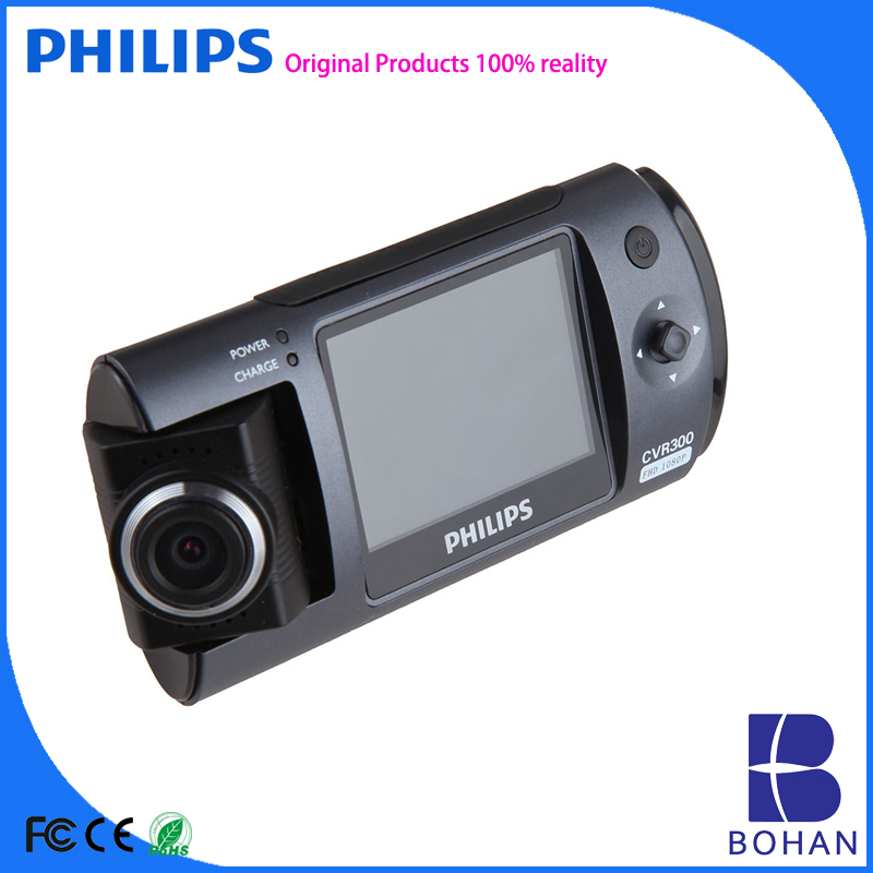 PHILIPS 1080P 3G Dash Cam Connect Usb2.0 or Mini Hdmi Socket