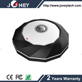 New Products WIFI Home Security fisheye IP Camera support Wifi/ Microphone/SD card memory