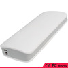 Travel power bank 10000mah in power banks with led light, Factory supply hight capacity mobile power bank