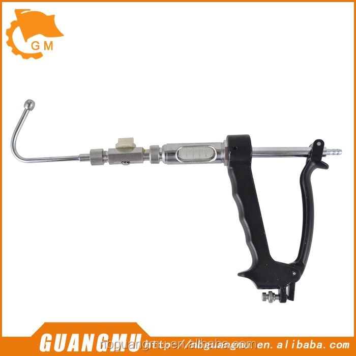 Veterinary 5ML Continuous Animal Injection Gun