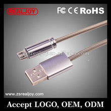 high speed 2.0 revision shielded 28awg 2c 24awg usb data cable for mobile phone