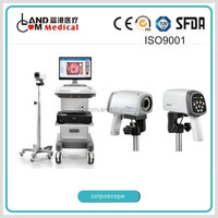 Video Colposcope with CE
