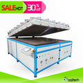 PLC Controled Oil Heated Semi-automatic Solar Module Laminators