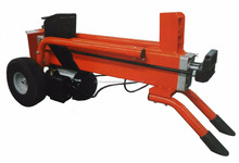 Horizontal Electric Log Splitter 7T, 1.5KW, 50/60Hz, hot sales in Japan