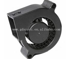 50mm 5020 DC brushless 12v small size high pressure centrifugal air blower fan