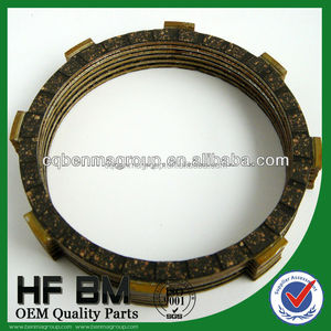 Motorcycle Clutch Plate / Clutch Disc (RX100 / RX125 / YB100 / SRZ125) for India BAJAJ