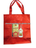 Popular Resuable promotional professional non-woven wine bags