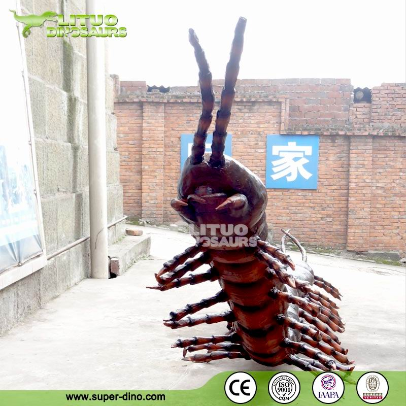 Giant Animatronic Insect Model for Insect Park
