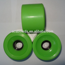 Skateboard parts and Pro Pu Casting Custom Longboard Skateboard Wheels