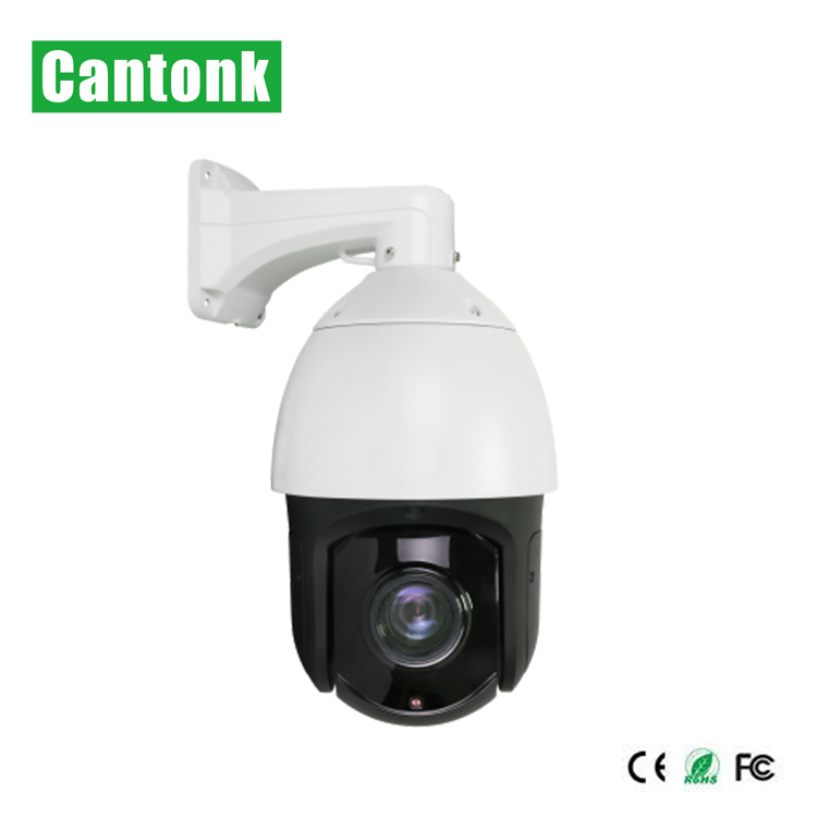 "5MP Cantonk 5.5"" HD-IP PTZ Camera 22X Optical Zoom with POE 120m IR"