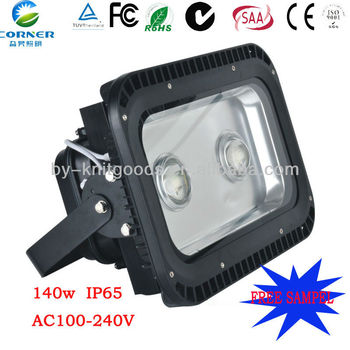 fixture light ip65 solar 140w led outdoor lighting