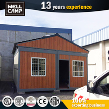 Double Folding Container House Luxury Collapsible Container Offices Warehouse