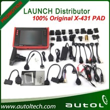 Authorized Agency Original Launch x431 PAD scanner Multi-functional launch x-431 PAD diagnostic tool Update Online Many in Stock