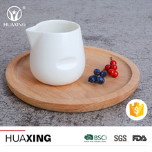 wholesale elegant porcelain measuring coffee milk ceramic cup with funny design