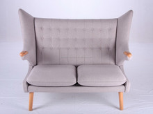 replica chair designer furniture teddy bear chair two seats from shenzhen furniture