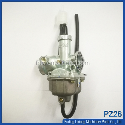 high quality pz26 cg125 cg150 motorcycle carburetor
