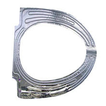 1 lv Aluminum foil heater for automobile TUV,CE,OEM