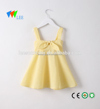 New fashion party summer wear kid's girl dress
