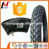 Motorcycel inner tube with 30% natural rubber 3.00-18,4.00-8 ,4.10-18,4.10-17,110/90-16