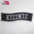 Personality embroidery knit woven patch decoration for garments