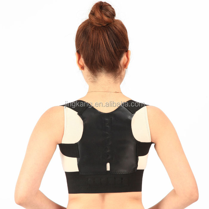Tourmaline Magnetic Back Support Keep Back & Waist Warm Lumbar Support Belt hot sale in USA