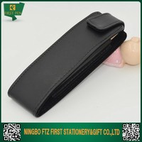 Free Samples Cheap leather Pen Case