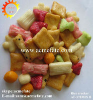 healthy KOSHER rice cracker snack for parties
