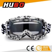 Anti scratch top design hot sale protective motorcycle riding glasses