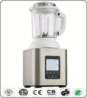 Glass Jug capacity hot and cold blender