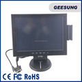 China factory mini 12 inch Monitor with card reader