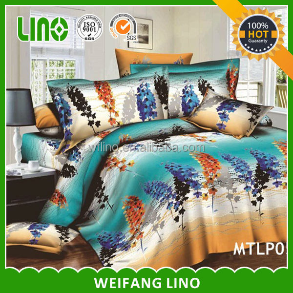 cartoon comforter covers/antique bed set/3D bed sheet