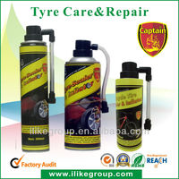 delasso sealant et inflator/ quick fix tire inflator and sealer manufacturer/ factory