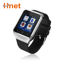 Touch Screen Unlocked Bluetooth MTK6572 Dual Core WIFI GPS 3G Android 4.2 Smart Watch S8 waterproof android watch phone