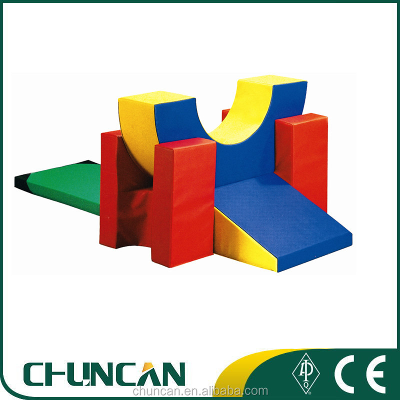 Kids indoor soft play combination wisdom series indoor playground soft play area for children