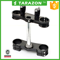 Custom Aluminum motorcycle Triple Clamps For motocross CRF250 CRF450