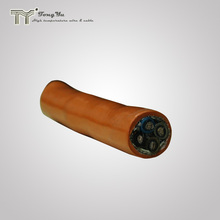 4 core high temperature electrical power cable