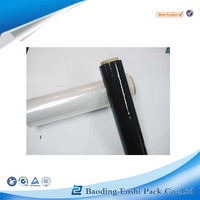 Plastic, LDPE/LLDPE/HDPE Material stretch wrap film\pallet stretch film\jumbo stretch film