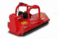 Flail mower/mulcher AG with CE