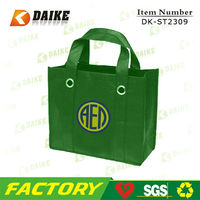 Cheap 80gsm Non Woven Tote Bag For Shopping with high quality