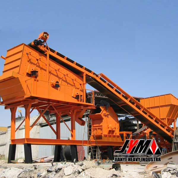 PF series stone impact crusher for quarry crusher plant