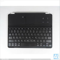 Ultra-thin Aluminum Alloy Bluetooth Keyboard for iPad 2/3/4 P-iPAD23HCKBSO009