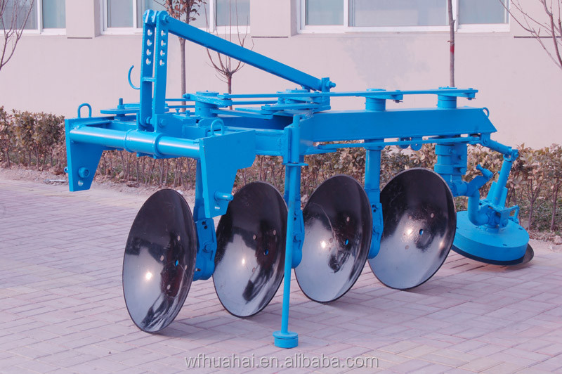 High quality 1LY(SX) series of hydraulic turning disc plough