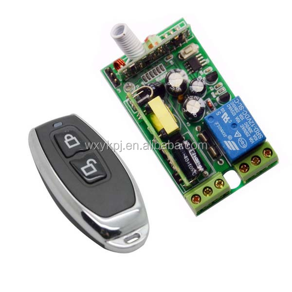 AC120V 220V 1 channel/ 1ch rf wireless remote control switch