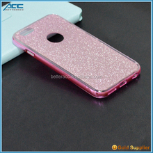 luxury bling diamond decorative cell phone cases for iphone 6