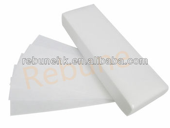 Personal Care Hair Removal Non-Woven Wax Strips